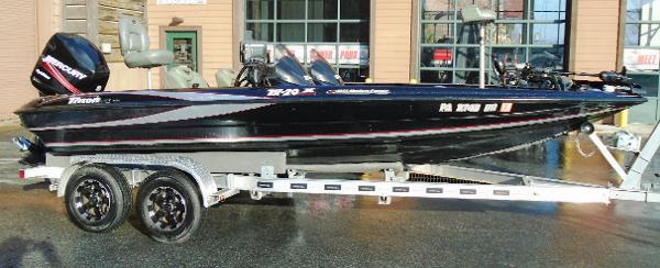 2004 TRITON TR20X DC for sale