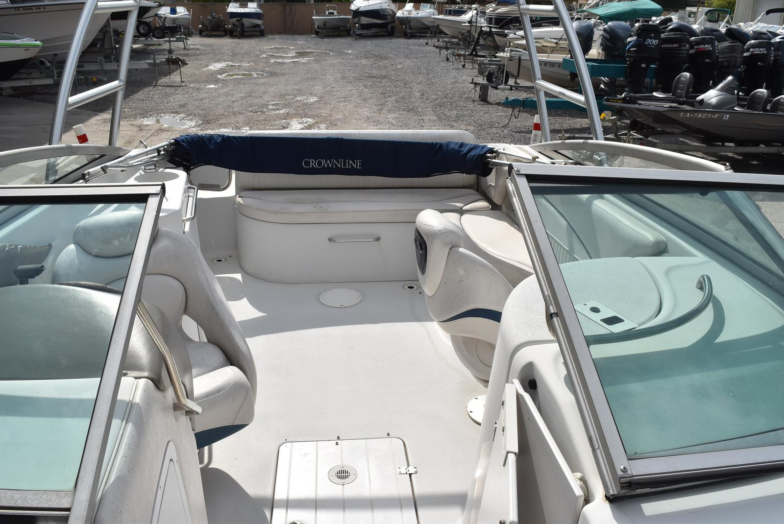 2003 Crownline boat for sale, model of the boat is 230 BR & Image # 10 of 16