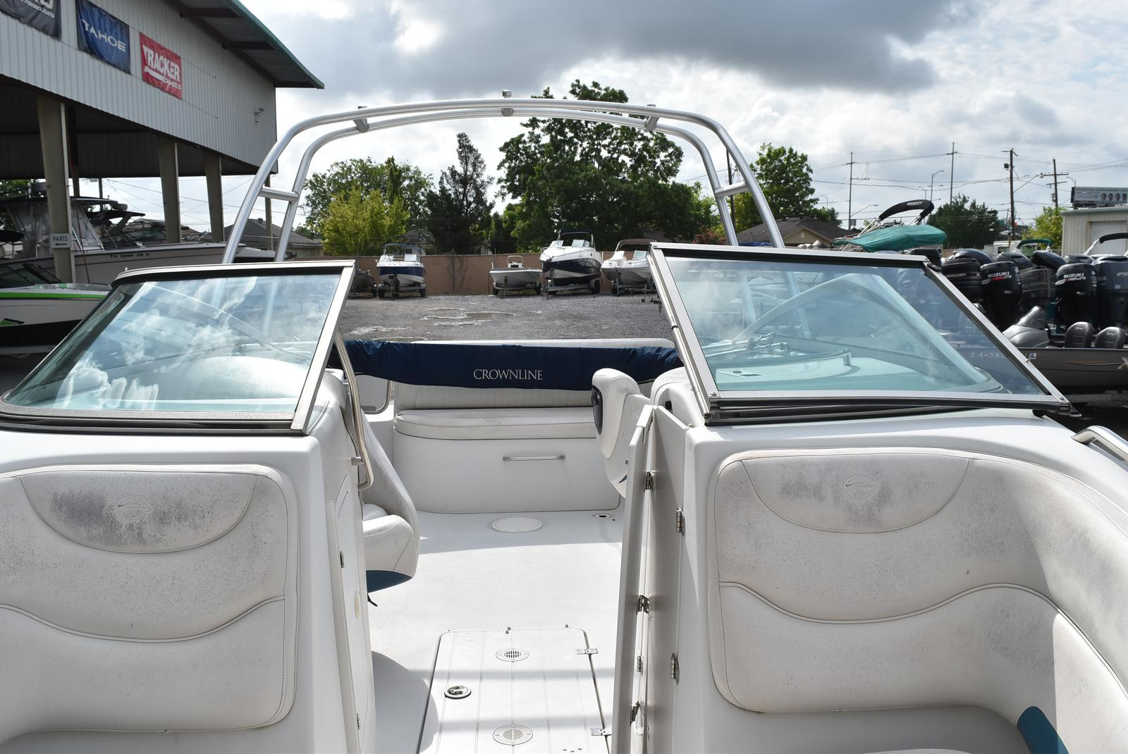 2003 Crownline boat for sale, model of the boat is 230 BR & Image # 2 of 16