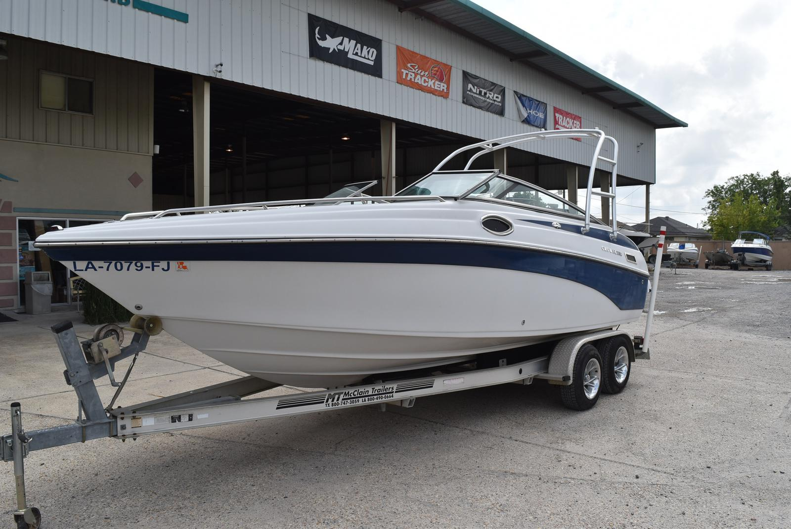 2003 Crownline boat for sale, model of the boat is 230 BR & Image # 3 of 16