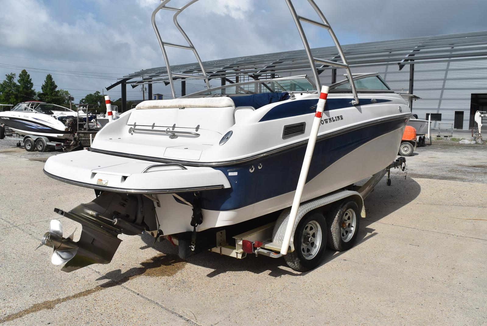 2003 Crownline boat for sale, model of the boat is 230 BR & Image # 4 of 16