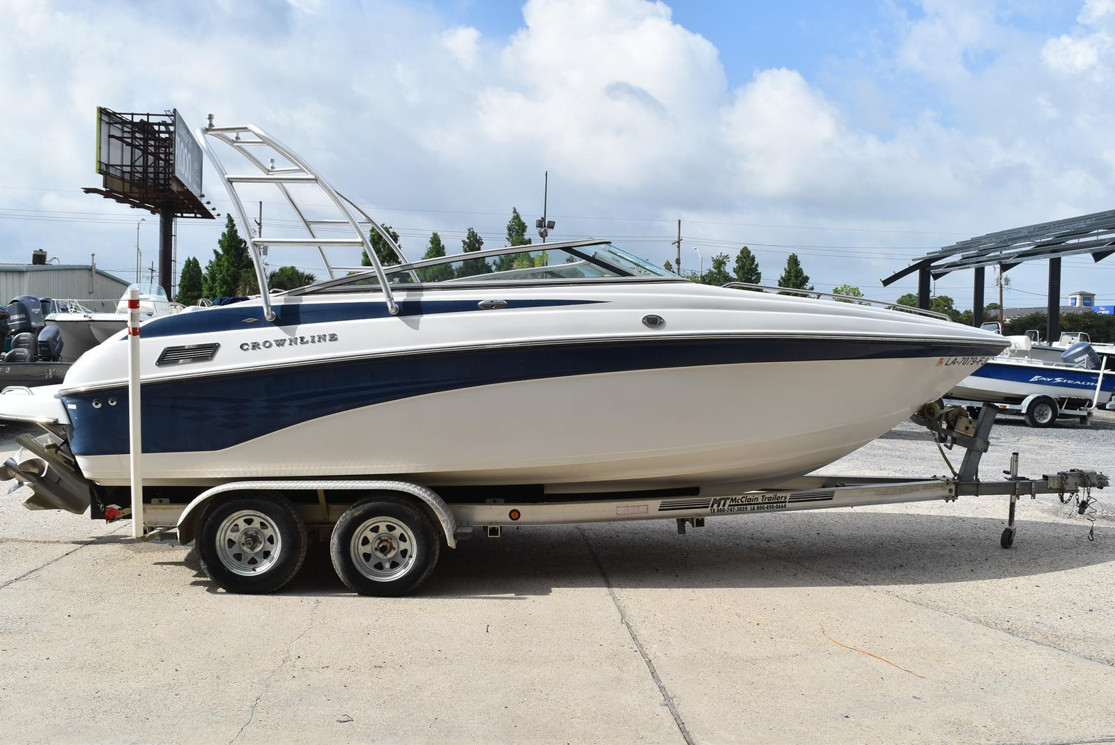 2003 Crownline boat for sale, model of the boat is 230 BR & Image # 5 of 16