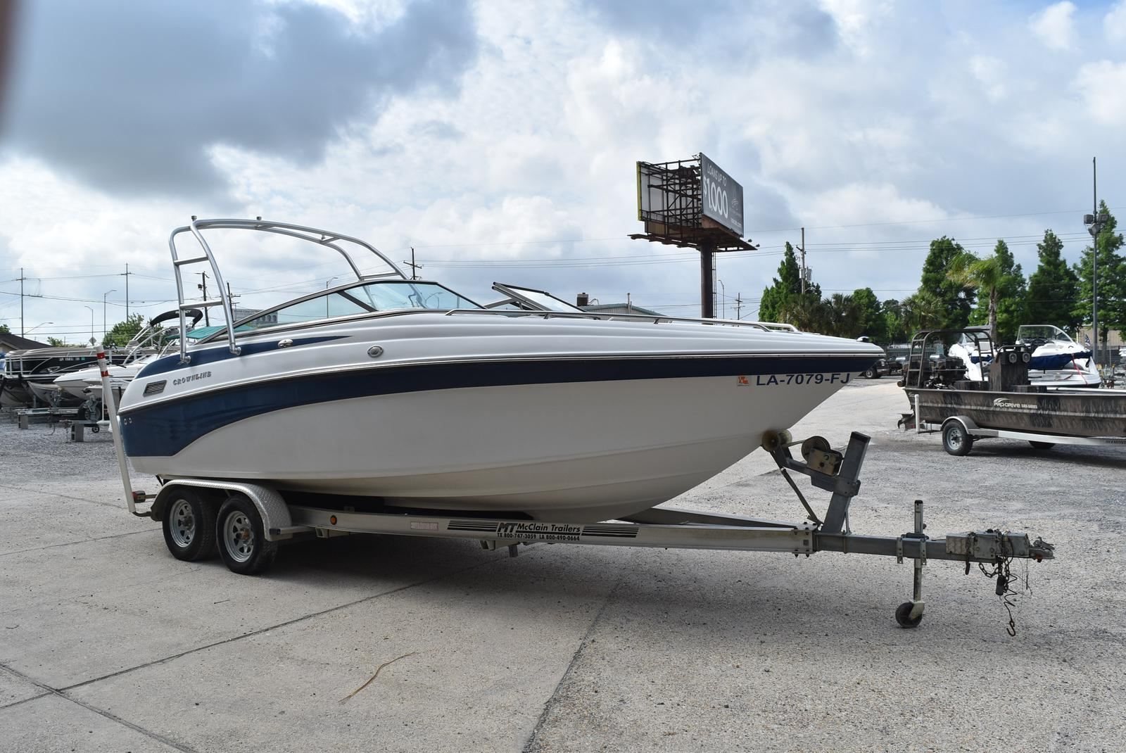 2003 Crownline boat for sale, model of the boat is 230 BR & Image # 6 of 16
