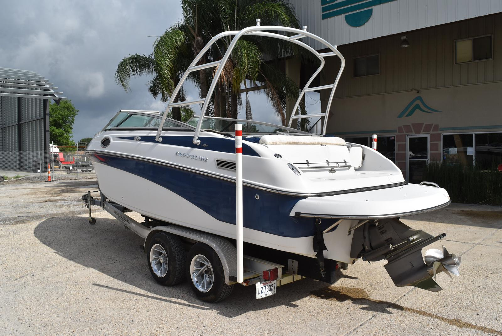 2003 Crownline boat for sale, model of the boat is 230 BR & Image # 9 of 16