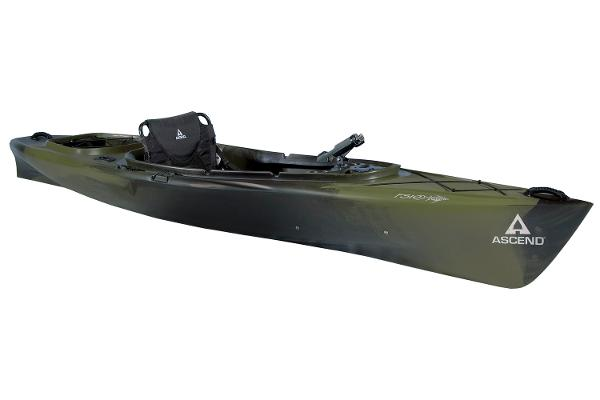 2015 Ascend boat for sale, model of the boat is FS10 Sit-In (Camo) & Image # 1 of 9
