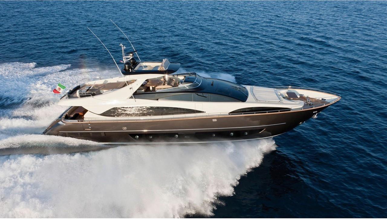 91.86 ft Riva 92′ Duchessa