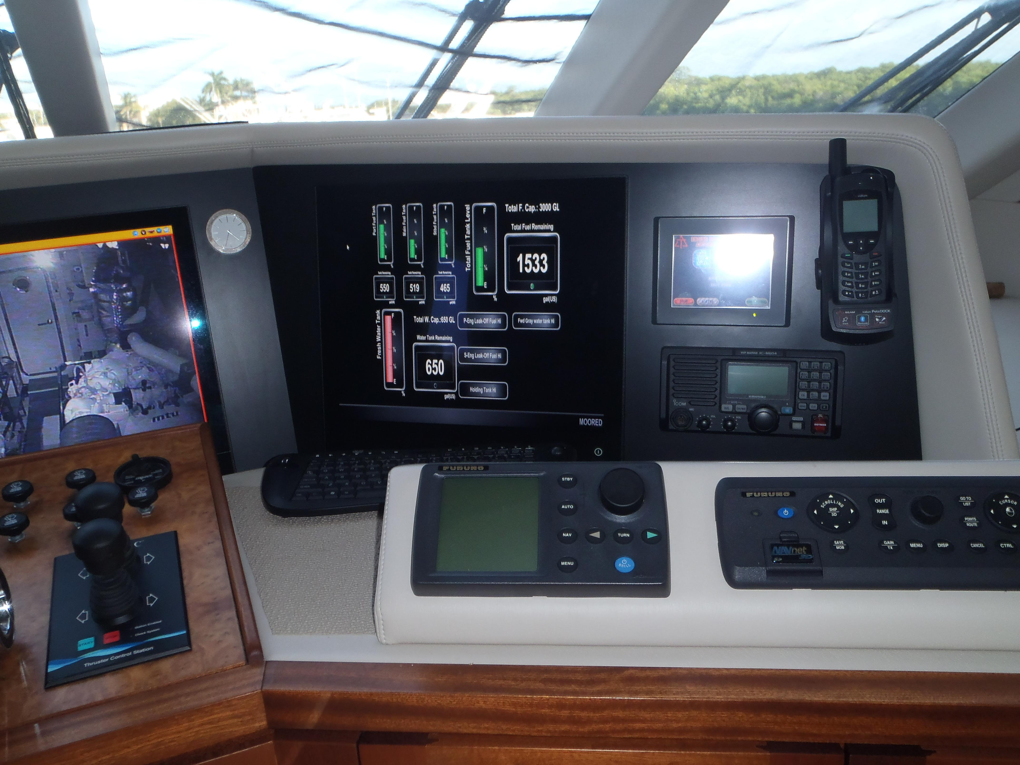 Maretron Ship's Computer System
