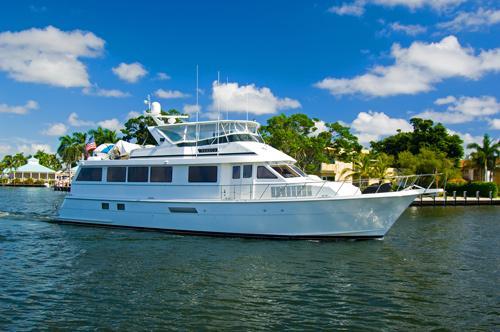 Hatteras 74 Sport Deck Motor Yachts. Listing Number: M-3706995