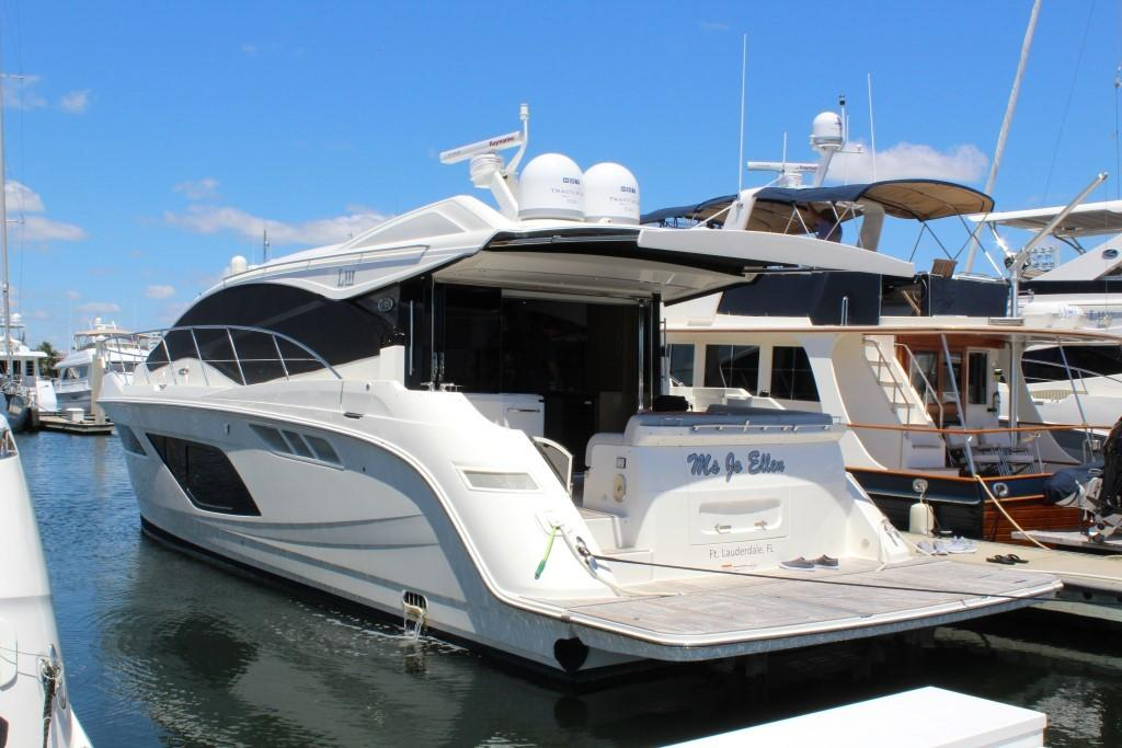 2018 55 ft Yacht For Sale | Allied Marine