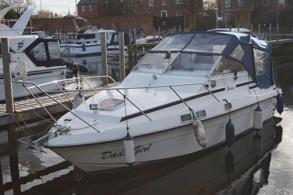 Fairline Sunfury 27