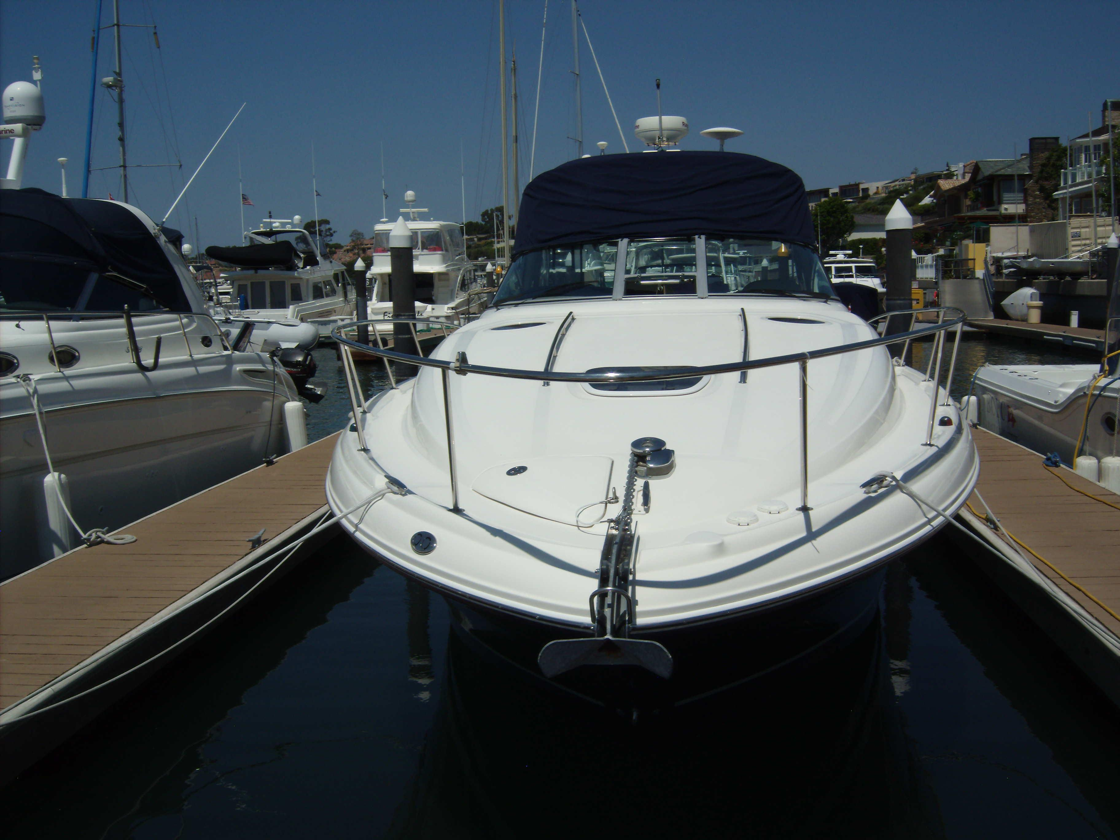Starboard Bow Photo