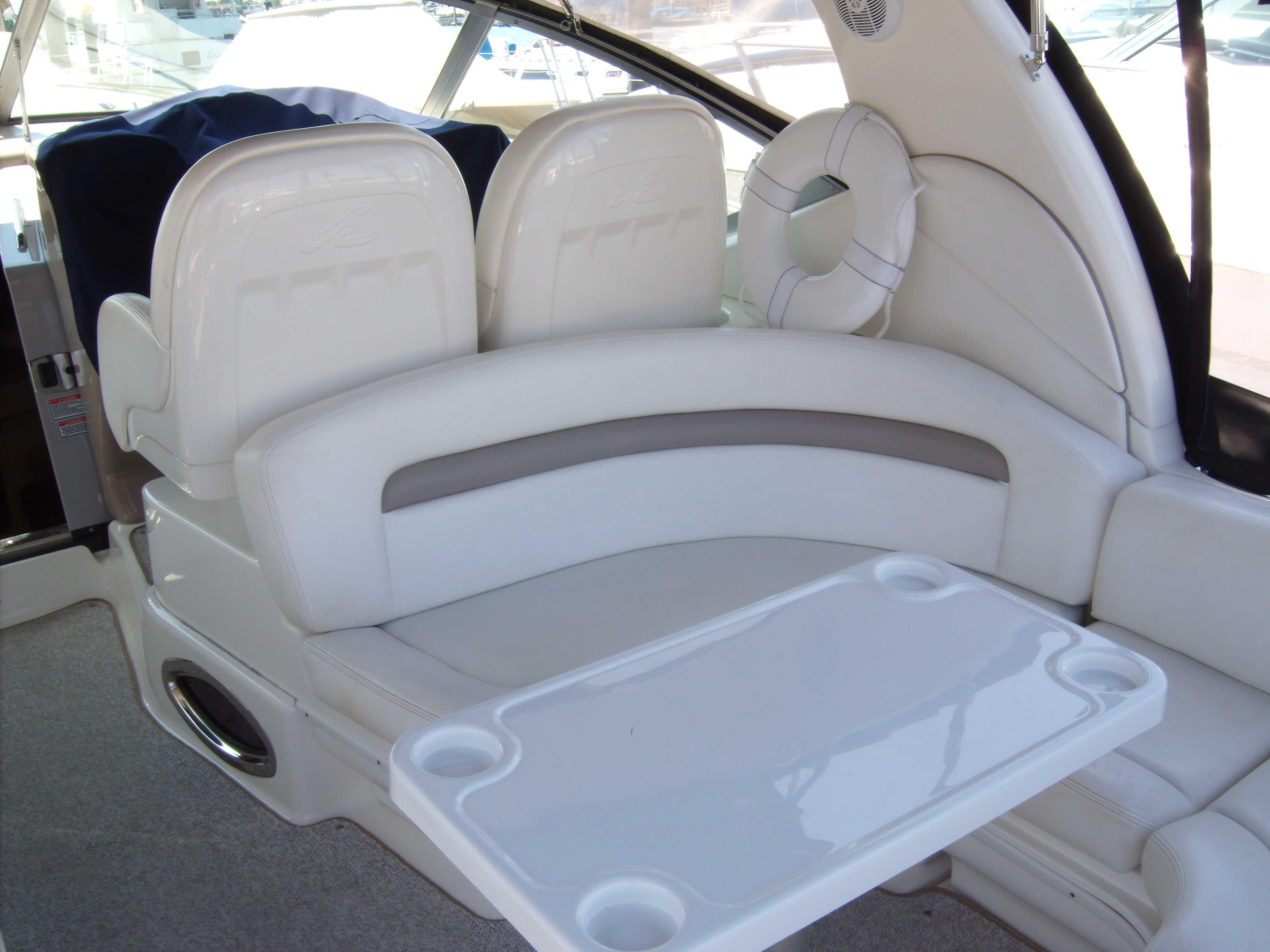 Addional Cockpit Seating