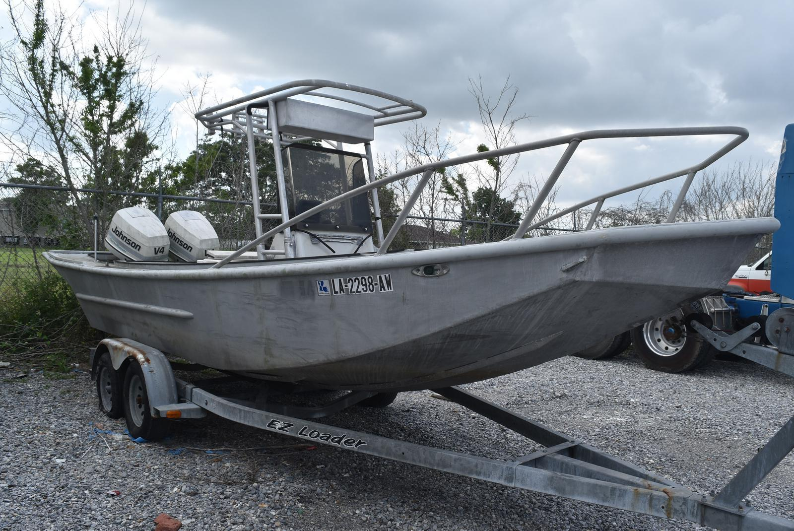 1979 Custom Aluminum boat for sale, model of the boat is 24 & Image # 1 of 8