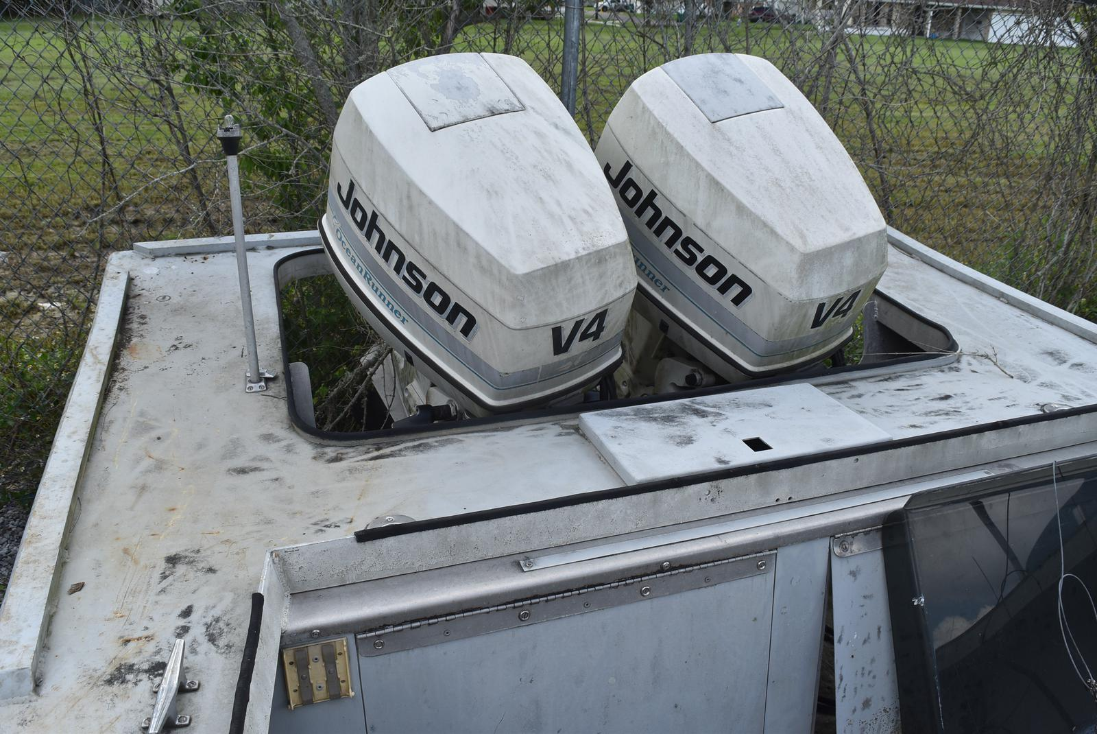 1979 Custom Aluminum boat for sale, model of the boat is 24 & Image # 4 of 8