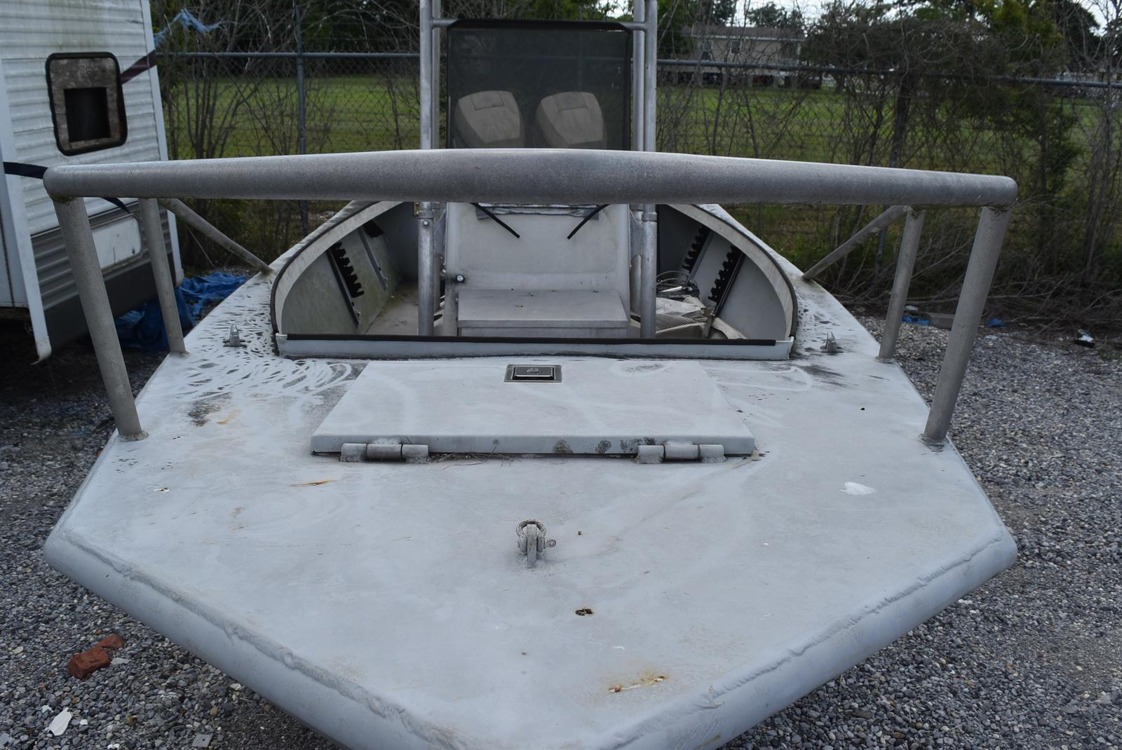 1979 Custom Aluminum boat for sale, model of the boat is 24 & Image # 5 of 8