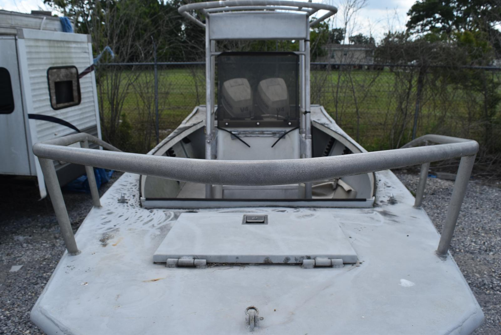 1979 Custom Aluminum boat for sale, model of the boat is 24 & Image # 7 of 8