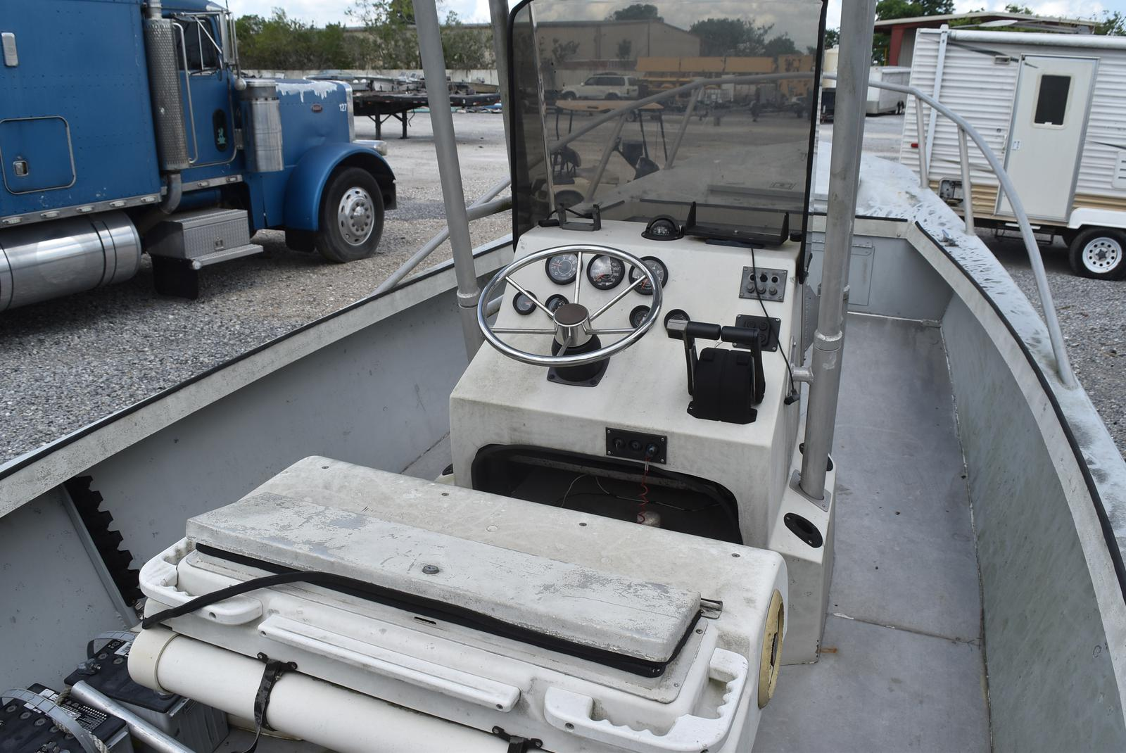 1979 Custom Aluminum boat for sale, model of the boat is 24 & Image # 8 of 8