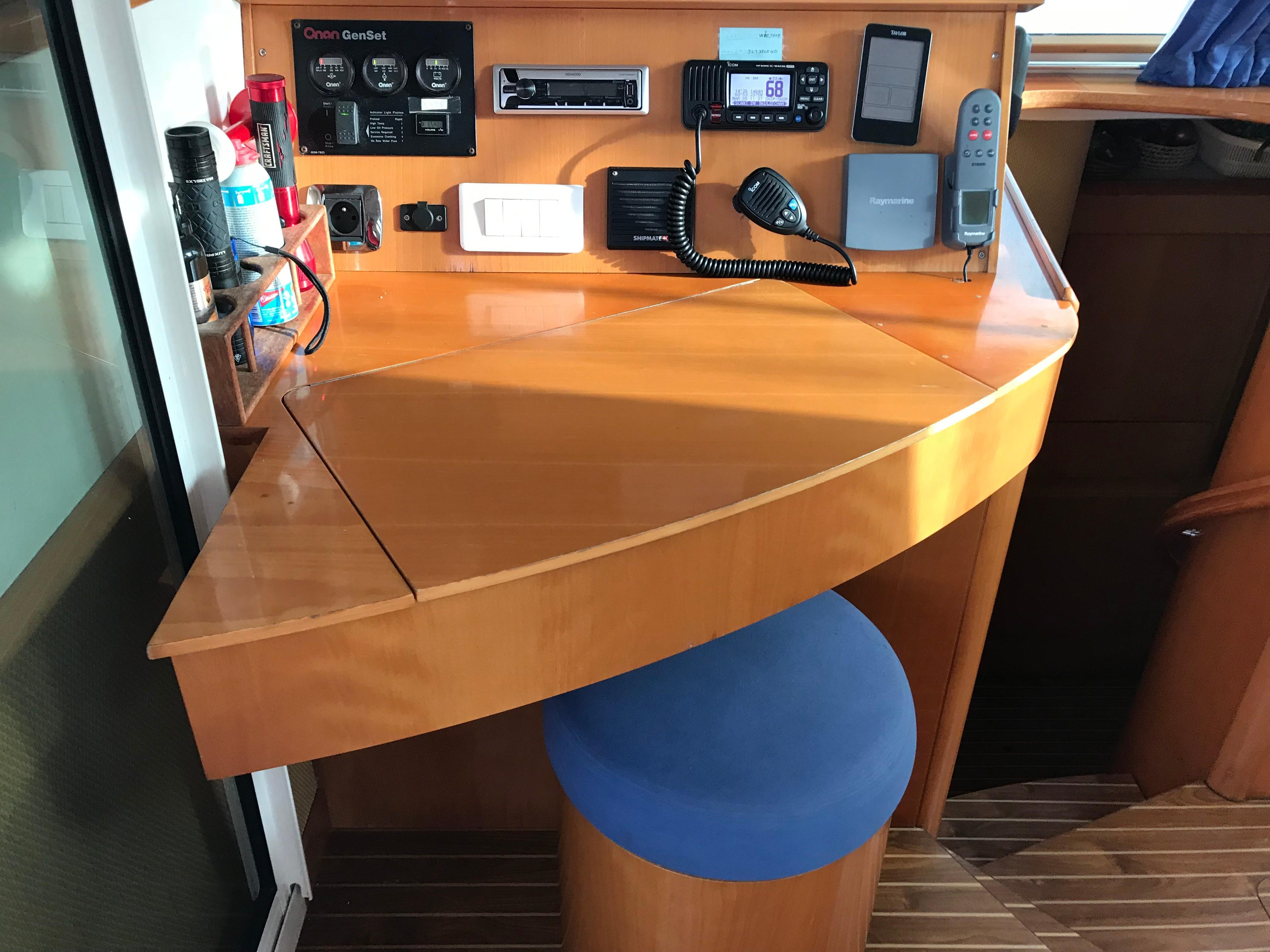 49 Privilege Allicat 2004 Rodney Bay   Denison Yacht Sales