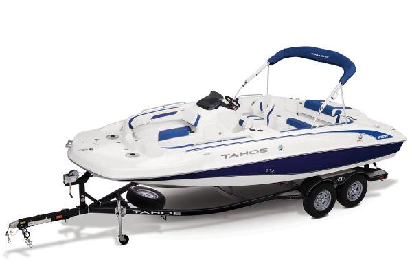 2018 Tahoe boat for sale, model of the boat is 215 Xi & Image # 35 of 38