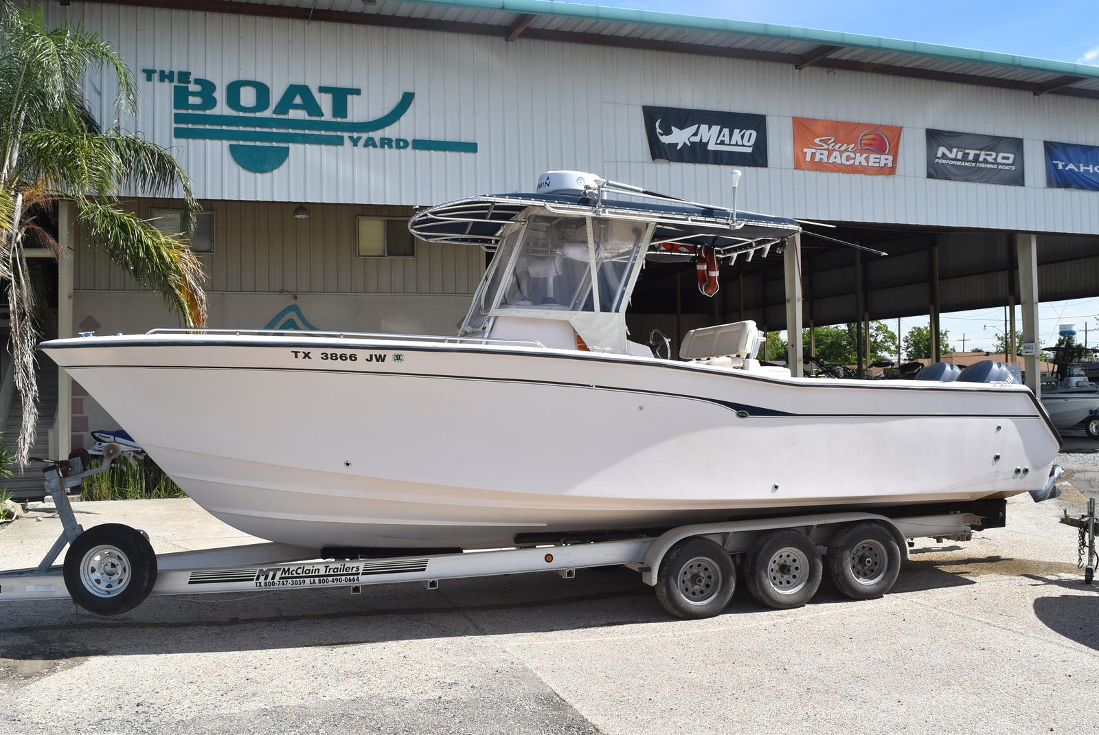 2003 GRADY WHITE 306 for sale
