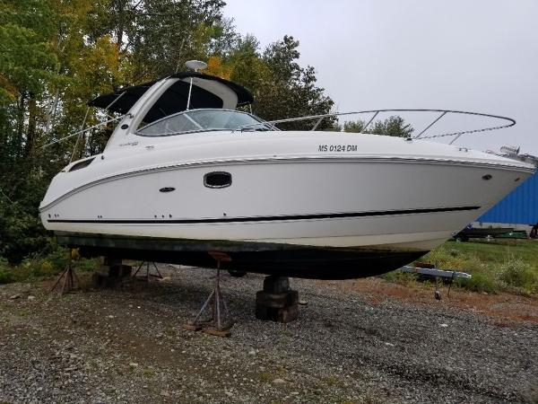 2010 SEA RAY 260 SUNDANCER for sale