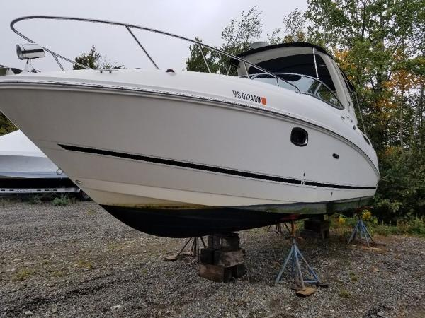 2010 Sea Ray boat for sale, model of the boat is 260 Sundancer & Image # 2 of 24