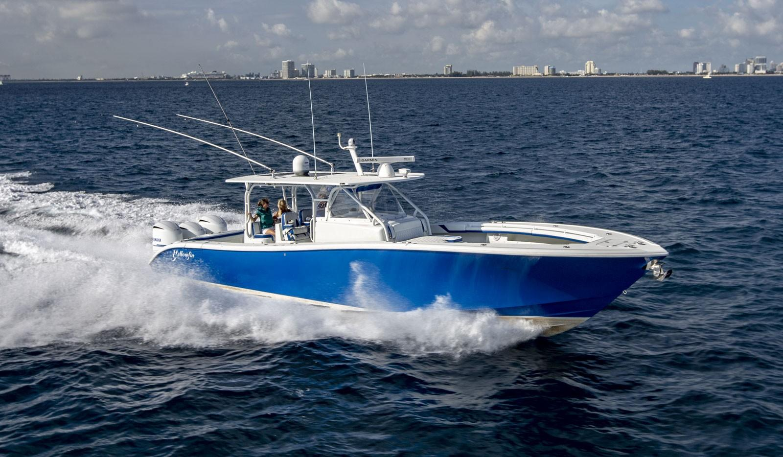 42 Yellowfin Rough Book 2015 Myrtle Beach Denison Yacht Sales