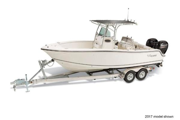2018 Mako boat for sale, model of the boat is 234 CC & Image # 1 of 6