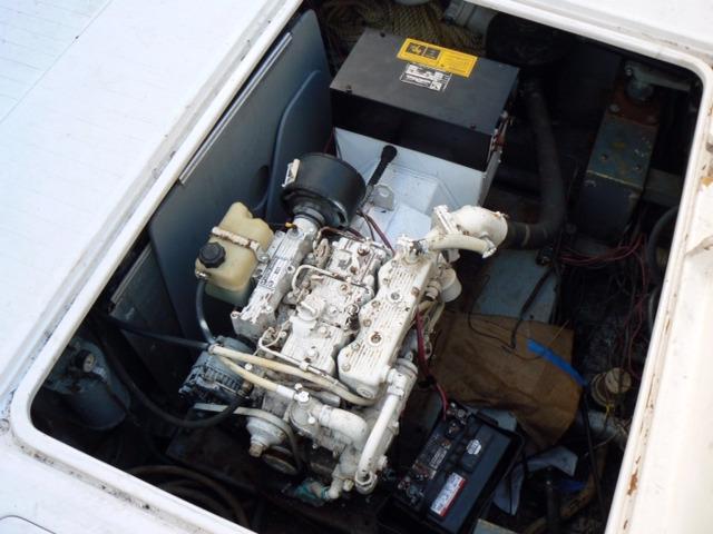 Bertram 46 Convertible - Generator