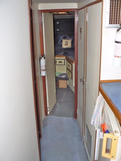 Bertram 46 Convertible - To Stateroom
