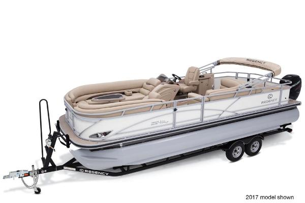 2018 REGENCY 254 DL3 for sale