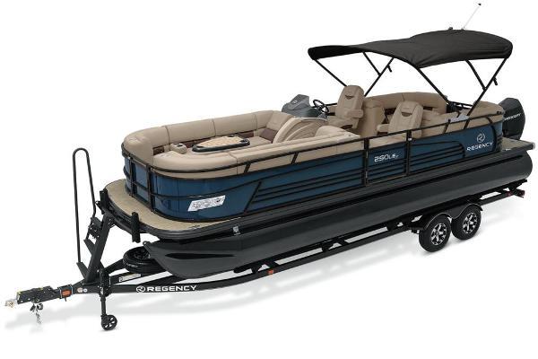 2021 Regency boat for sale, model of the boat is 250 LE3 & Image # 6 of 76