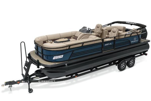 2021 Regency boat for sale, model of the boat is 250 LE3 & Image # 8 of 76