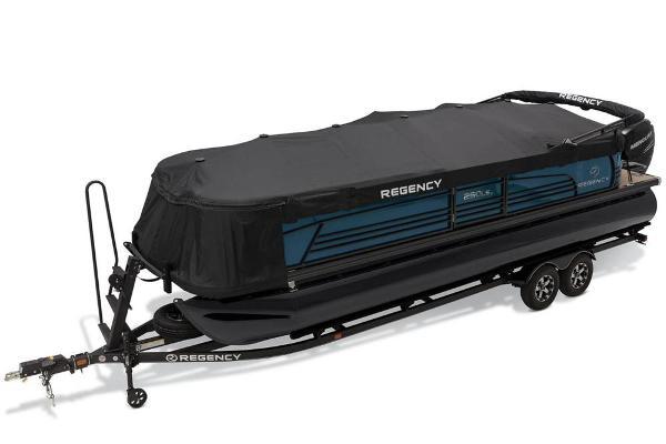 2021 Regency boat for sale, model of the boat is 250 LE3 & Image # 10 of 76