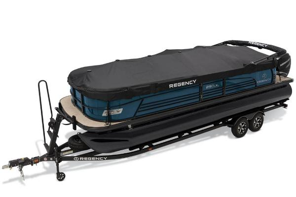 2021 Regency boat for sale, model of the boat is 250 LE3 & Image # 11 of 76