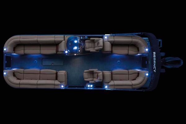 2021 Regency boat for sale, model of the boat is 250 LE3 & Image # 17 of 76