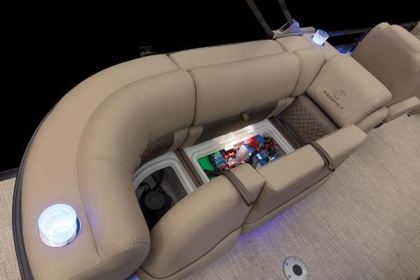 2021 Regency boat for sale, model of the boat is 250 LE3 & Image # 54 of 76