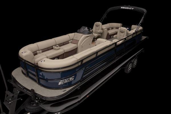 2021 Regency boat for sale, model of the boat is 250 LE3 & Image # 65 of 76