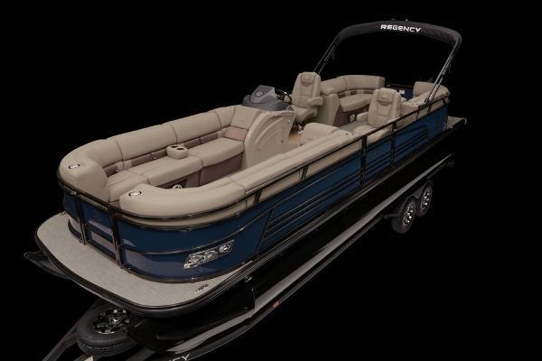 2021 Regency boat for sale, model of the boat is 250 LE3 & Image # 71 of 76