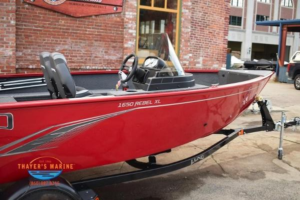 2020 Lund boat for sale, model of the boat is 1650 Rebel XL SS & Image # 2 of 29