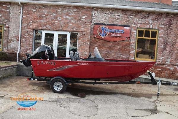 2020 Lund boat for sale, model of the boat is 1650 Rebel XL SS & Image # 3 of 29