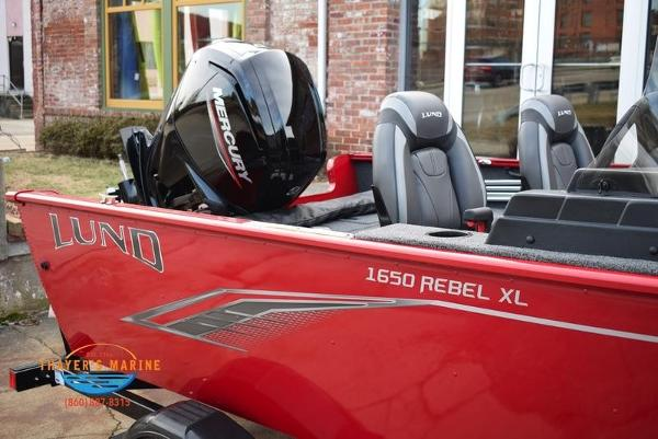 2020 Lund boat for sale, model of the boat is 1650 Rebel XL SS & Image # 4 of 29