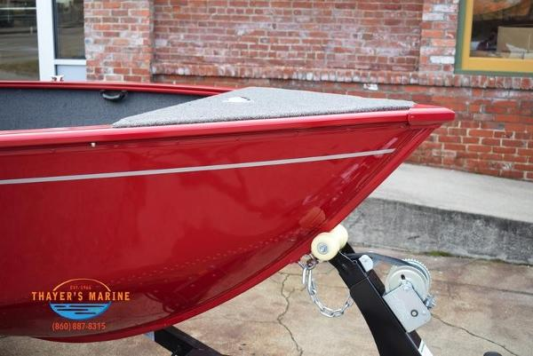 2020 Lund boat for sale, model of the boat is 1650 Rebel XL SS & Image # 6 of 29