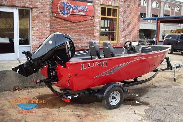 2020 Lund boat for sale, model of the boat is 1650 Rebel XL SS & Image # 12 of 29