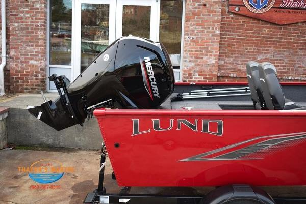 2020 Lund boat for sale, model of the boat is 1650 Rebel XL SS & Image # 14 of 29