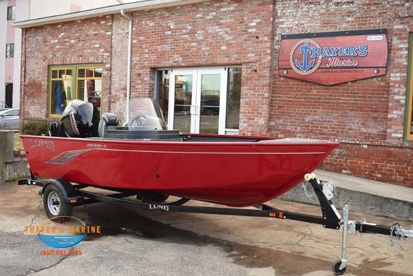 2020 Lund boat for sale, model of the boat is 1650 Rebel XL SS & Image # 18 of 29