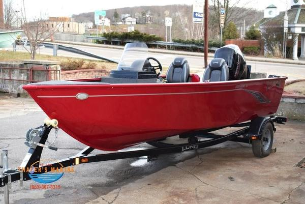 2020 Lund boat for sale, model of the boat is 1650 Rebel XL SS & Image # 26 of 29