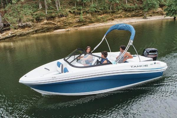 2018 Tahoe boat for sale, model of the boat is 450 TS & Image # 5 of 43