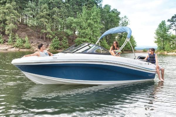 2018 Tahoe boat for sale, model of the boat is 450 TS & Image # 14 of 43