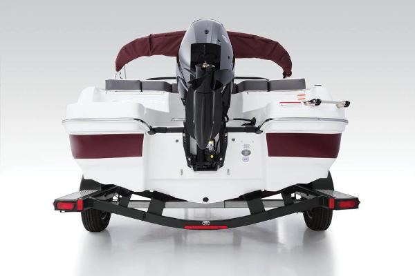 2018 Tahoe boat for sale, model of the boat is 450 TS & Image # 18 of 43
